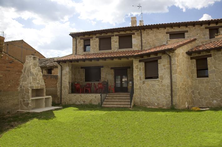 Galeria de fotos de casa rural casa rural maribella - Diseno casas rurales ...